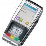 Vx680 GPRS mobiele Pinautomaat